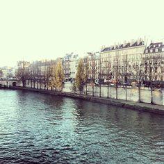Seine, Paris.... Sooo pumped for May :D