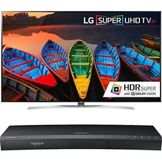 65' Super UHD 4K Smart TV w/ webOS 3.0 Super UHD Not all UHD TVs are the same. LG SUPER UHD TVs provide a superior 4K viewing experience by incorporating several advanced technologies: Color Prime Tr...