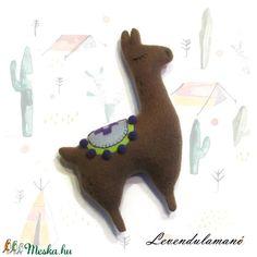 DIY Plush Alpaca #plush #DIY #Handmade #Animal #Alpaca