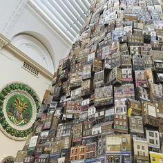 The Tower of Babel by Barnaby Barford at Victoria and Albert Museum * All.Art! * The Inner Interiorista