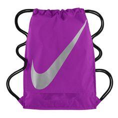 Nike FB 3.0 Gymsack (Purple/Silver)