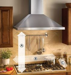 height best range hoods all range hoods have a recommended range of height