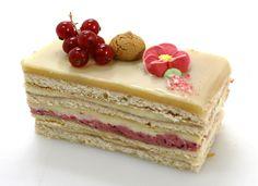 Dobos Vanilla Cake, Desserts, Food, Wedding Cakes, Pies, Tailgate Desserts, Deserts, Essen, Postres