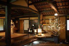Amazing decor of japanese house