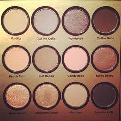 best MAC Shadows