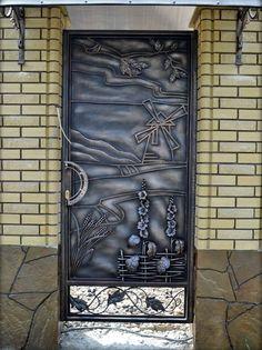 Custom Made Gate #2