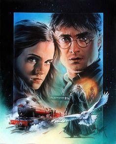 Steven Chorney :: Harry Potter :: Where Will It End?