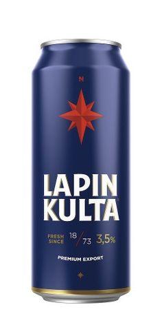Lapin Kulta - Den rena och orörda naturen under Polstjärnan har lagt grunden till en högklassig finsk lager, bryggd med gyllene malt. Njut av den friska smaken av Lapin Kulta.