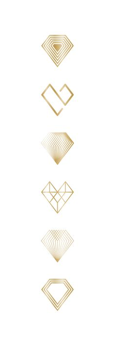 Between Heart & Diamond on Behance