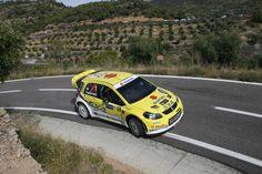 Suzuki SX4 Sport WRC