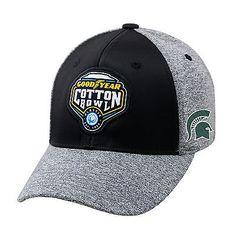 Michigan State Spartans 2015 Cotton Bowl College Football Playoff Flex Hat  Cap Michigan State Football 215575e40df5