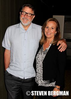 Genie Francis (with husband Jonathan Frakes) Glows at General Hospital Fan Club Weekend Event | Daytime Confidential