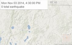 Swarm of earthquakes in Nevada desert is intensifying - LA Times