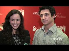10 Questions with Scott Moir and Tessa Virtue - YouTube