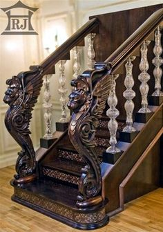 Лестницы LADDERS RYBLAND на заказ.