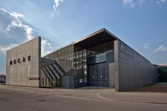 Museum of Contemporary Art Krakow  http://www.thisistomorrow.info/viewArticle.aspx?artId=804=The%20opening%20of%20MOCAK%20-%20Museum%20of%20Contemporary%20Art%20Krakow