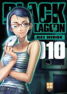 Black Lagoon 10 - Rei Hiroe