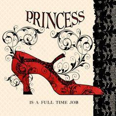 princess shoes JM