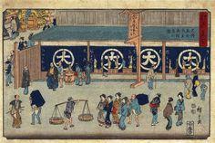 浮世繪——江戶世風民情的寫照 | nippon.com 日本網