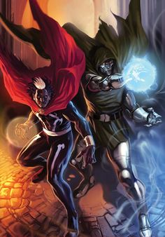 Doctor Doom: Doctor Voodoo: Avenger of the Supernatural #5