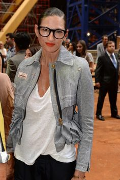 Jenna Lyons [Photo by Steve Eichner]