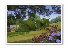 Zdjęcie numer 10 w galerii - Kocie topiary. Połączenie pasji ogrodniczej z miłością do kotów