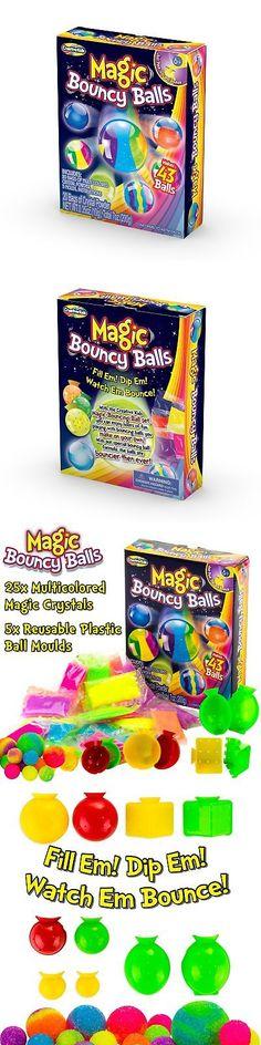 b96d90cd3 Craft Kits 116655: Creative Kids Diy Magic Bouncy Balls Create Your Own  Power Balls Craft