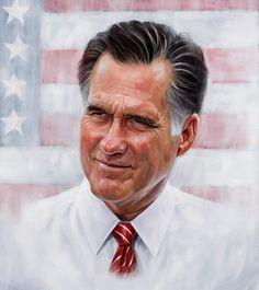 Mitt Romney by carts on deviantART