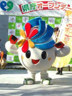 Kawaii sightings and cuteness mascots of Japan