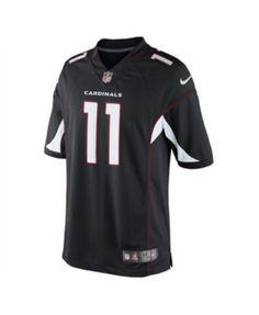 32f6902514a9 Nike Men s Larry Fitzgerald Arizona Cardinals Limited Jersey - Black M  Larry Fitzgerald