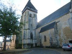 Eglise de Saint-Marcel (36)