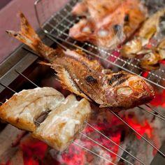 海鮮ろばた焼き : 海鮮問屋海ぼうず西那須野店