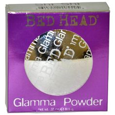 TIGI Bed Head Makeup Glamma Powder, Shi Shi, 0.37 Ounce ** This is an Amazon Affiliate link. Continue to the product at the image link.