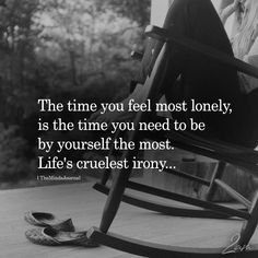 The Time You Feel Most Lonely - https://themindsjournal.com/the-time-you-feel-most-lonely/