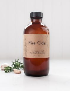 Fire Cider by Sweet Honey Farmacy