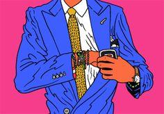 snap fashion illust
