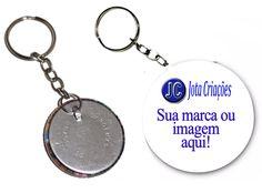 Botons chaveiro.Visite nossa loja www.jotacriacoes.com.