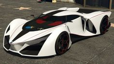 Grotti X80 Proto GTA Online Front View