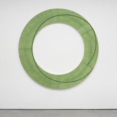 Robert Mangold: New Paintings and Works on Paper, The Ring Series   Exhibitions   Lisson Gallery