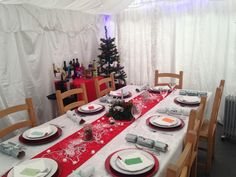 Extend your home with a Gala Tent Marquee this Christmas