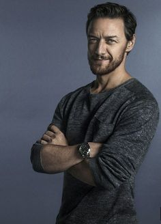 James McAvoy, dear god. Can you imagine him giving you babies? Uuuugh!!! He's killer.