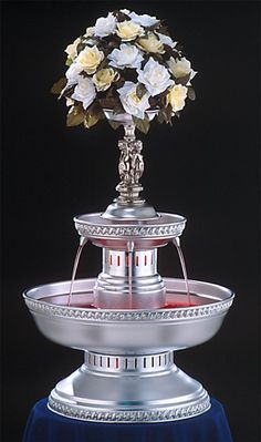 30 Apex Mirage Champagne Punch Beverage Fountain 5 Gallon