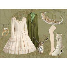 LotR Lolita- Elves