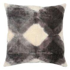$52,87 - Black & white tie dye pillow #vtwonen #collection