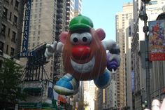NYC - Macy's Thanksgiving Day Parade