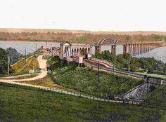 latest addition Severn Bridge, Sharpness
