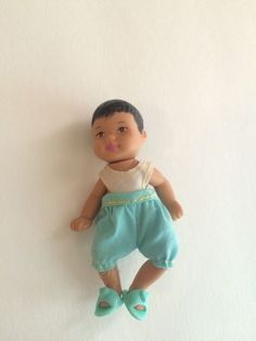 Mattel White Sean Hotel Going Home Adoption Baby