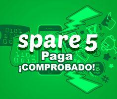 Spare5 paga ¡comprobado!