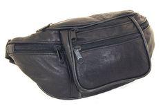 """Black 16"""" Messenger Bag"""