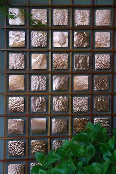 Copper Leaf imprints